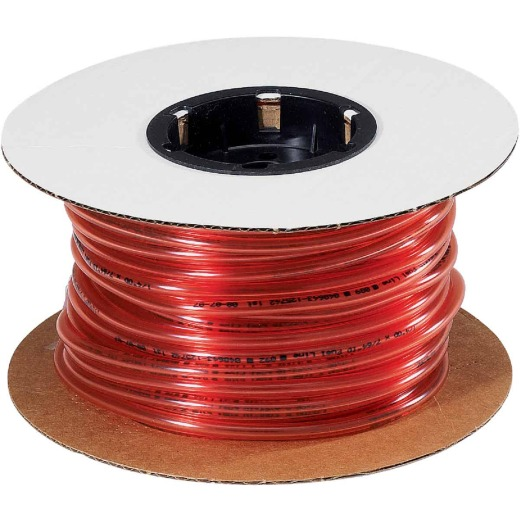Abbott Rubber 3/32 In. ID x 100 Ft. L. Bulk Micro-Fuel Line Hose