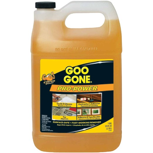 Goo Gone 1 Gal. Pro-Power Adhesive Remover