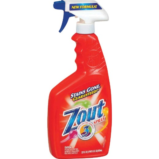 Zout 22 Oz. Triple Enzyme Stain Remover