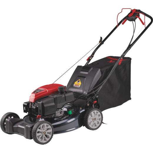 Troy-Bilt 21 In. 159cc OHV Briggs & Stratton Rear Wheel Drive Self-Propelled Gas Lawn Mower