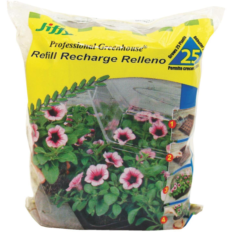 Jiffy Compressed Peat Pot Pellets (25-Pack) Image 1