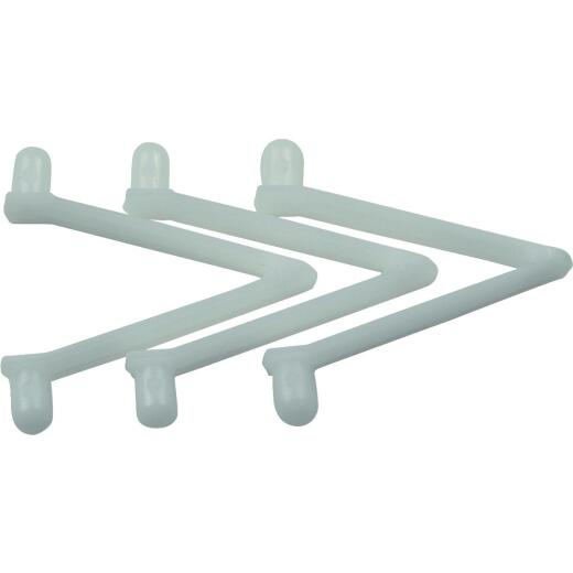 Jed Pool Plastic V-Handle Clip (3-Pack)